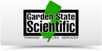 Garden State Scientific, LLC Logo