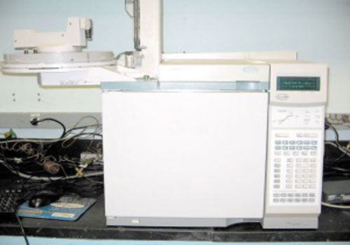 Agilent 6890 GC Plus with FID /TCD Dectector